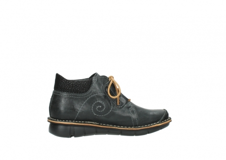 wolky veterschoenen 08384 gallo 50000 zwart geolied leer_12