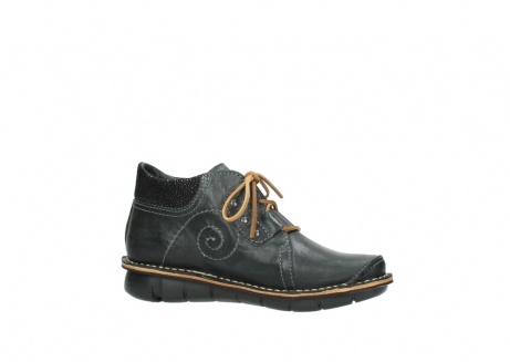wolky veterschoenen 08384 gallo 50000 zwart geolied leer_14