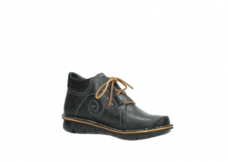 wolky veterschoenen 08384 gallo 50000 zwart geolied leer_15