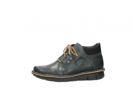 wolky veterschoenen 08384 gallo 50000 zwart geolied leer_24