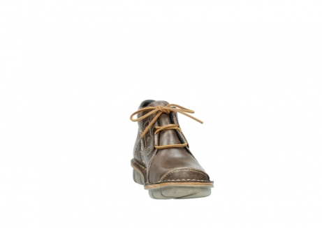 wolky lace up shoes 08384 gallo 50150 taupe oiled leather_18