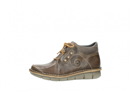 wolky veterschoenen 08384 gallo 50150 taupe geolied leer_24
