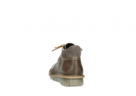wolky veterschoenen 08384 gallo 50150 taupe geolied leer_6