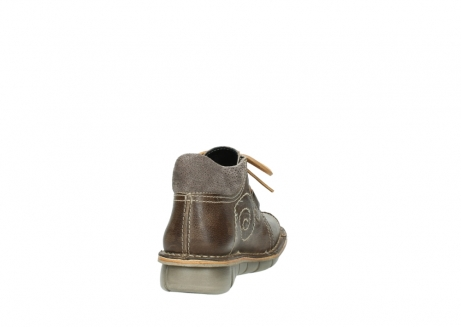 wolky veterschoenen 08384 gallo 50150 taupe geolied leer_8