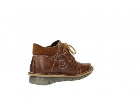 wolky chaussures a lacets 08384 gallo 50430 cuir cognac_10