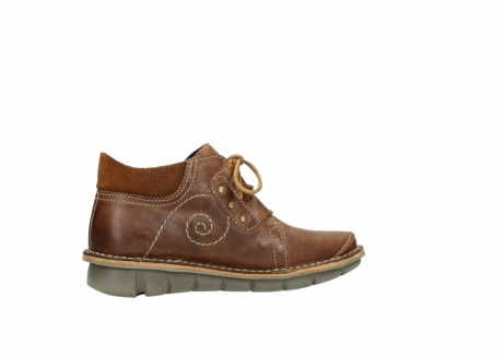 wolky chaussures a lacets 08384 gallo 50430 cuir cognac_12
