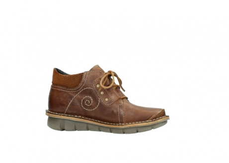 wolky chaussures a lacets 08384 gallo 50430 cuir cognac_14