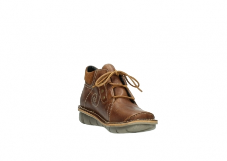 wolky chaussures a lacets 08384 gallo 50430 cuir cognac_17
