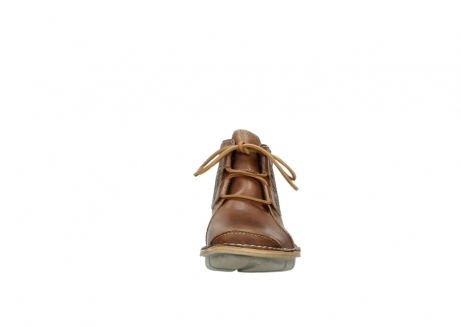 wolky chaussures a lacets 08384 gallo 50430 cuir cognac_19