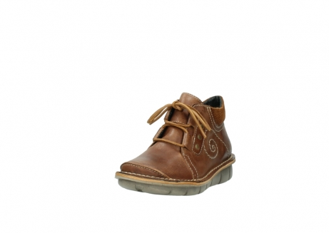 wolky chaussures a lacets 08384 gallo 50430 cuir cognac_21