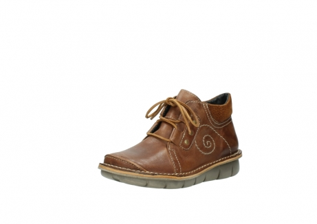 wolky chaussures a lacets 08384 gallo 50430 cuir cognac_22