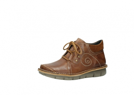 wolky chaussures a lacets 08384 gallo 50430 cuir cognac_23