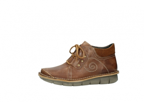 wolky chaussures a lacets 08384 gallo 50430 cuir cognac_24