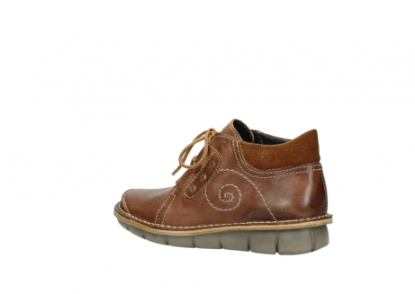 wolky chaussures a lacets 08384 gallo 50430 cuir cognac_3