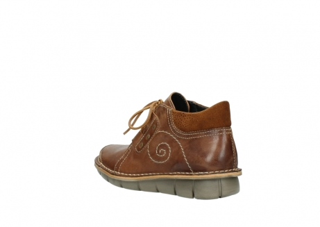 wolky chaussures a lacets 08384 gallo 50430 cuir cognac_4