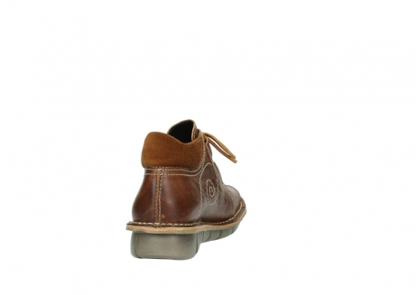 wolky chaussures a lacets 08384 gallo 50430 cuir cognac_8