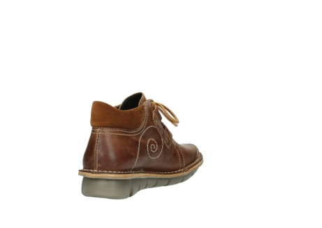 wolky chaussures a lacets 08384 gallo 50430 cuir cognac_9