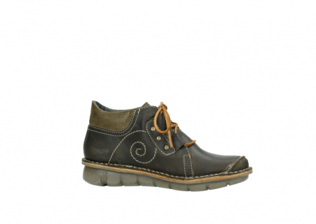 wolky veterschoenen 08384 gallo 50730 forest groen geolied leer_14