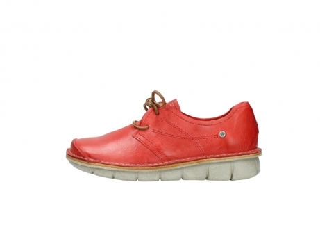 wolky lace up shoes 08387 milton 30500 red leather_1