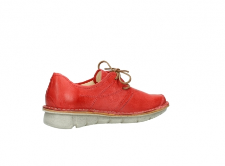 wolky lace up shoes 08387 milton 30500 red leather_11
