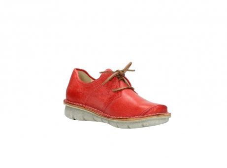 wolky lace up shoes 08387 milton 30500 red leather_16