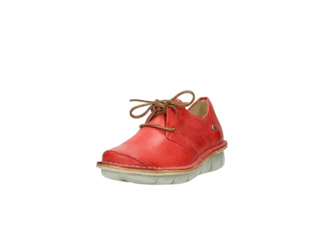 wolky lace up shoes 08387 milton 30500 red leather_21