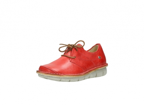 wolky lace up shoes 08387 milton 30500 red leather_22