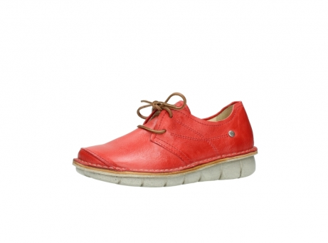 wolky lace up shoes 08387 milton 30500 red leather_23
