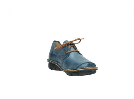 wolky lace up shoes 08387 milton 30890 blue leather_17