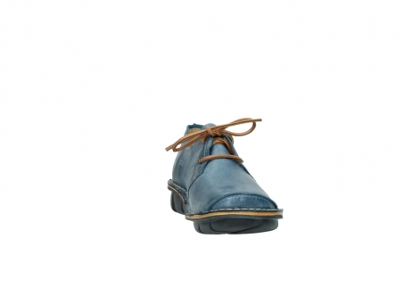 wolky lace up shoes 08387 milton 30890 blue leather_18
