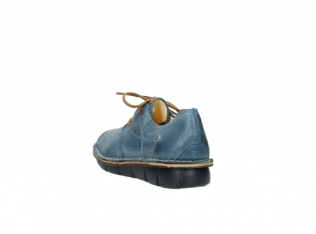 wolky lace up shoes 08387 milton 30890 blue leather_5