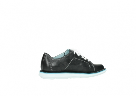 wolky lace up shoes 08475 coal 30070 black summer leather_11