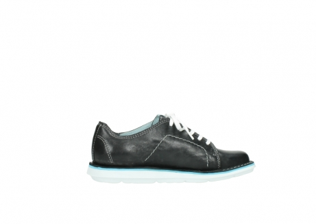 wolky lace up shoes 08475 coal 30070 black summer leather_12