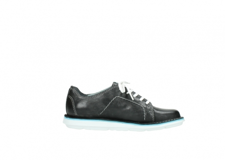 wolky lace up shoes 08475 coal 30070 black summer leather_13