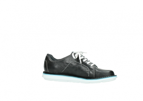 wolky lace up shoes 08475 coal 30070 black summer leather_14