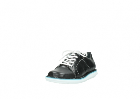 wolky lace up shoes 08475 coal 30070 black summer leather_21