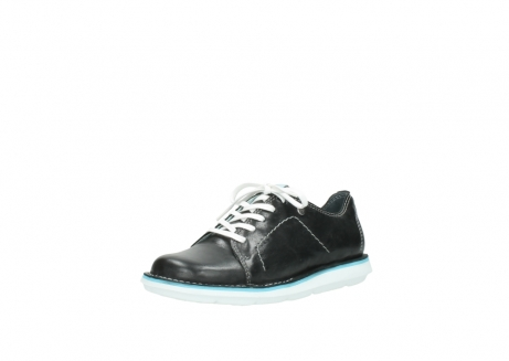 wolky lace up shoes 08475 coal 30070 black summer leather_22