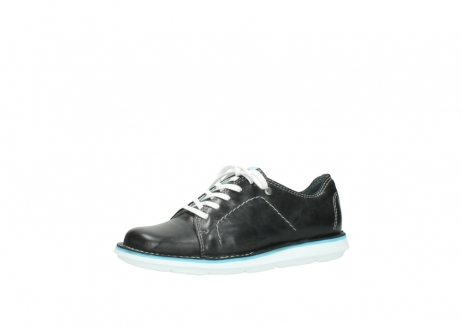 wolky lace up shoes 08475 coal 30070 black summer leather_23