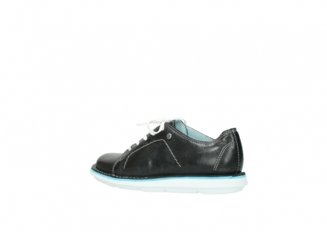 wolky lace up shoes 08475 coal 30070 black summer leather_3