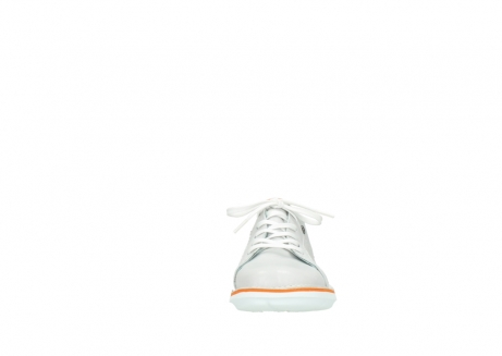 wolky lace up shoes 08475 coal 30120 off white leather_19