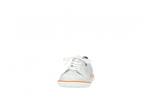 wolky lace up shoes 08475 coal 30120 off white leather_20