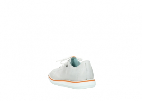 wolky lace up shoes 08475 coal 30120 off white leather_5