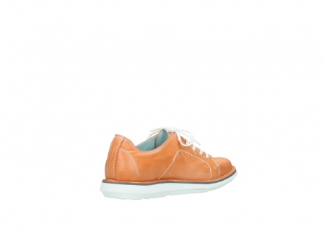 wolky lace up shoes 08475 coal 30540 peach leather_10