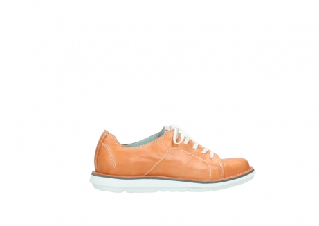 wolky lace up shoes 08475 coal 30540 peach leather_12