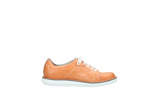 wolky lace up shoes 08475 coal 30540 peach leather_13