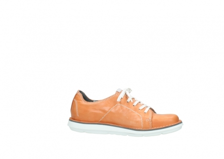 wolky lace up shoes 08475 coal 30540 peach leather_14