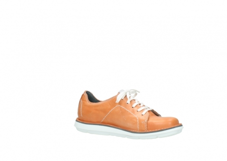 wolky lace up shoes 08475 coal 30540 peach leather_15