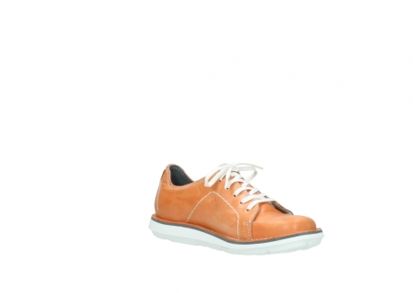 wolky lace up shoes 08475 coal 30540 peach leather_16