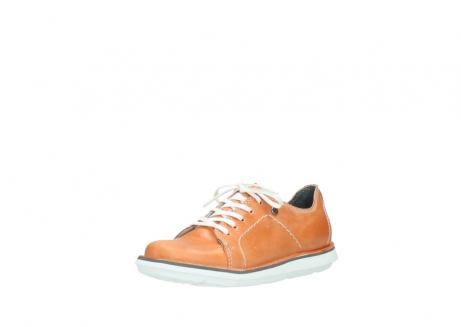 wolky lace up shoes 08475 coal 30540 peach leather_22