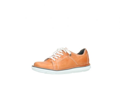 wolky lace up shoes 08475 coal 30540 peach leather_23